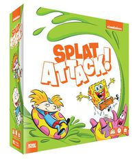 Nickelodeon Splat Attack