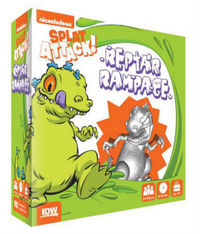 Nickelodeon Splat Attack Reptar Rampage Expansion