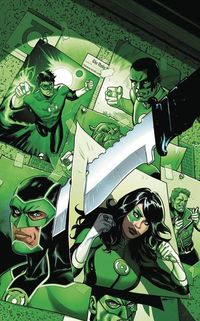 Green Lanterns #9 (Variant Cover Edition)