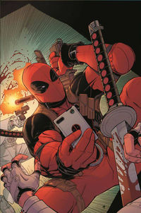 Deadpool #50 (Variant Cover Edition)