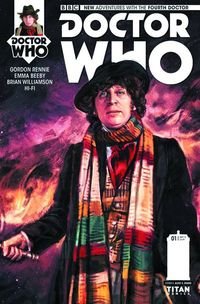 Doctor Who comics at TFAW.com