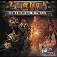 Clank Deck Building Adventure Game