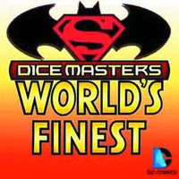 DC Dice Masters Worlds Finest Playmat