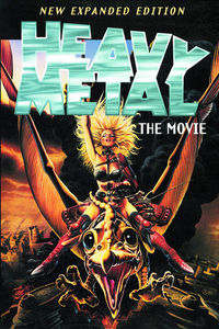 Heavy Metal: The Movie Expanded Edition SC