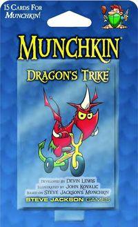 Munchkin Dragons Trike Pack