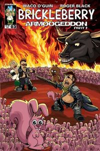 Brickleberry #3 (of 4)