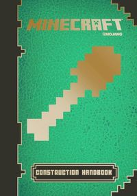 Minecraft Official Mojang Construction HC Updated Ed
