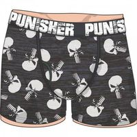 Marvel Punisher Logo Print Boxer-brief 8pc Pre-pack