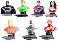 DC Heroes Cyborg 3d Puzzle