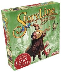 Story Line Fairy Tales Card Game