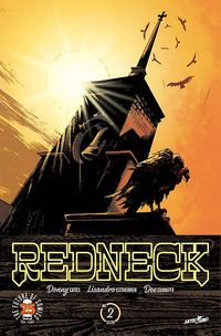 Redneck #2 cover