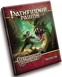 Pathfinder Pawns Pathfinder Society Pawn Collection