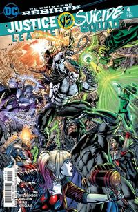 Justice League Suicide Squad #4 (of 6)