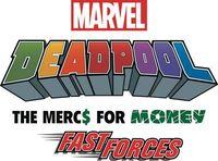 Marvel Heroclix Mercs For Money Fast Forces 6pk