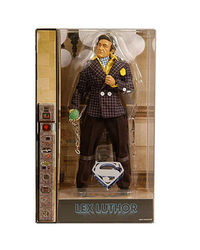 Superman Movie Masters Lex Luthor 12-inch Figure