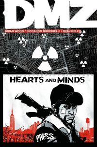 DMZ TPB Vol. 8: Hearts And Minds - nick & dent