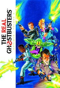 Real Ghostbusters Omnibus TPB Vol. 02