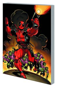 Deadpool By Daniel Way Complete Coll TPB Vol. 01