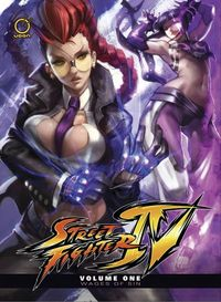 Street Fighter IV HC Vol. 01 Wages Of Sin