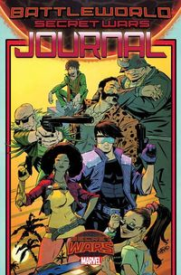 Secret Wars Journal #2 (of 5)