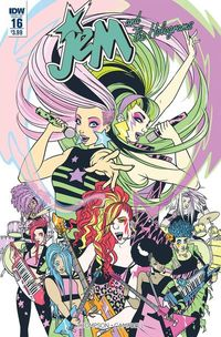 Jem & The Holograms #16
