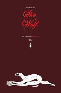 She Wolf #1 review at TFAW.com