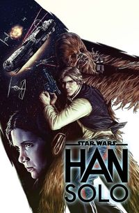 Star Wars: Han Solo comics at TFAW.com