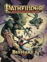 Pathfinder RPG Bestiary 2 HC
