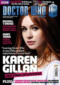 Doctor Who Magazine #453