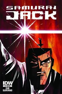 Samurai Jack #1 (Subscription Variant)
