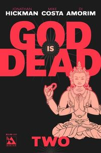 God Is Dead #2 (of 6)