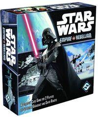 Star Wars Empire vs. Rebellion Card Game