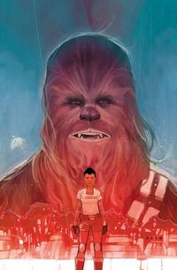 Chewbacca #1 review at TFAW.com