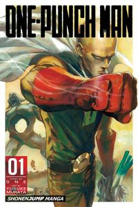 One Punch Man GN Vol. 01