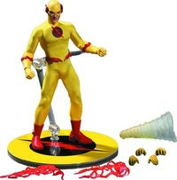 One-12 Collective DC Previews Exclusive Reverse Flash Action Figure