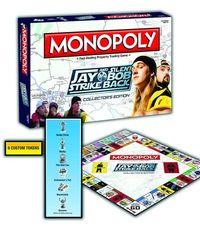 Jay and Silent Bob Stike Back Monopoly