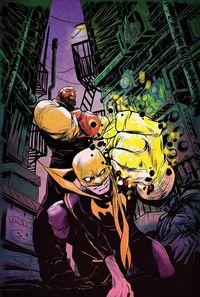 Power Man & Iron Fist comics at TFAW.com