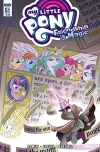 My Little Pony Friendship Is Magic #51