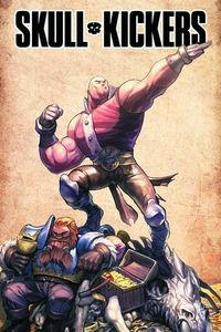 Skullkickers Treasure Trove HC Vol. 01
