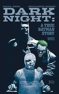 Dark Knight A True Batman Story HC Graphic Novel at TFAW.com
