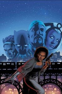 Black Panther and the Crew comics at TFAW.com