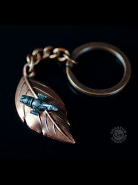 Serenity Firefly Leaf on the Wind Keychain/Pendant