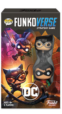 Funkoverse DC 101 Strategy Game - Expandalone