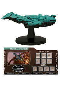 Firefly: The Game - Artful Dodger Expansion Pack