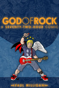 God of Rock GN