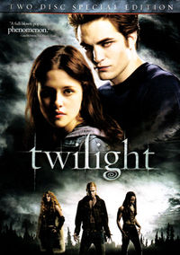 Twilight DVD Special Edition