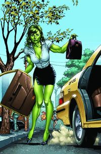She-hulk Sensational (One Shot)