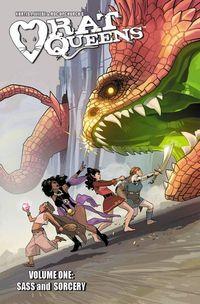 Rat Queens comics at TFAW.com
