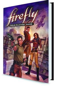 Firefly RPG Core Rulebook