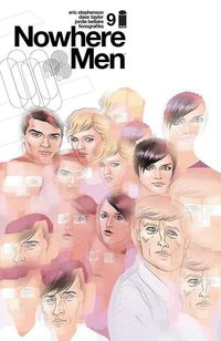 Nowhere Men #9